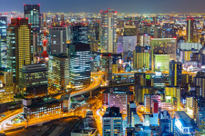 海外投資人已經悄悄的把目標轉向大阪不動產